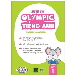Luyện Thi Olympic Tiếng Anh - English Olympiad - Lớp 1