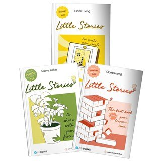 Combo Little Stories - To Make You Smile & Share With Your Friends & The Best Book For Your Leisure Time