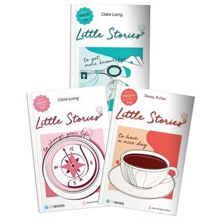 Combo Little Stories - To Get More Knowledge & To Change Your Life & To Have A Nice Day