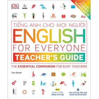 English for Everyone - Teacher's Guide