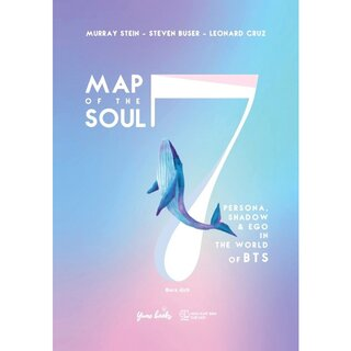 Map Of The Soul: 7 - Persona, Shadow & Ego In The World Of Bts - Bìa Cứng - Tặng Kèm Sổ Tay