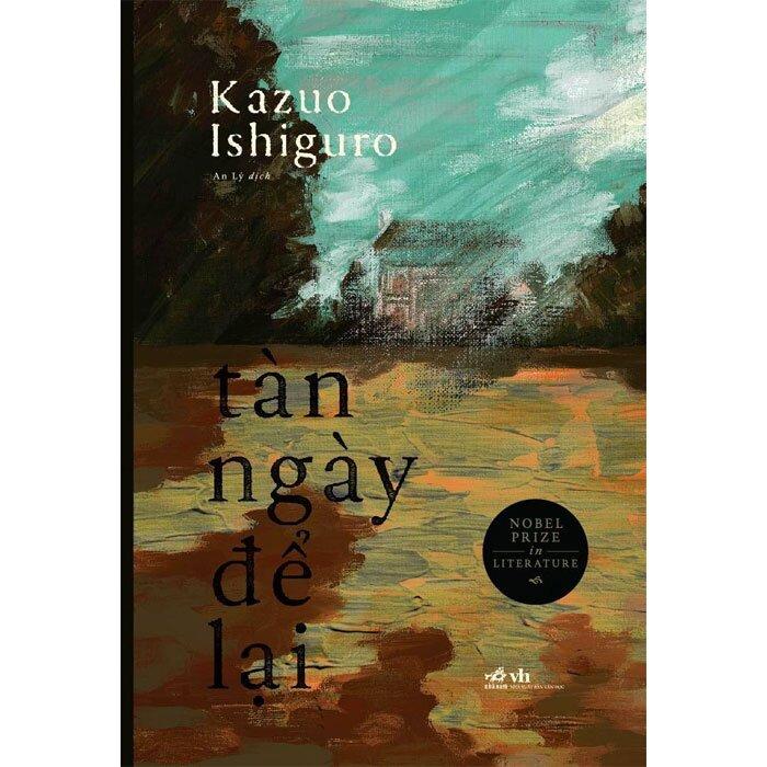 Tàn Ngày Để Lại - Ishiguro Kazuo | NetaBooks