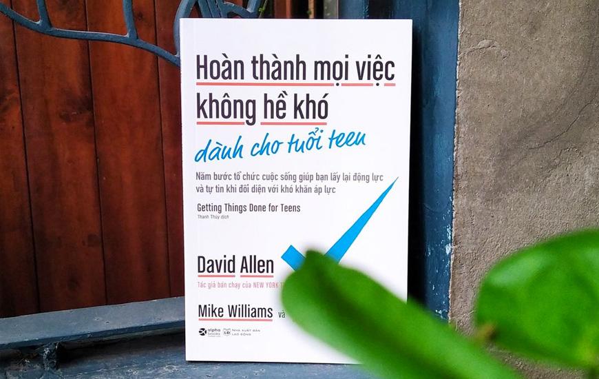 Hoàn Thành Mọi Việc Không Hề Khó (David Allen)