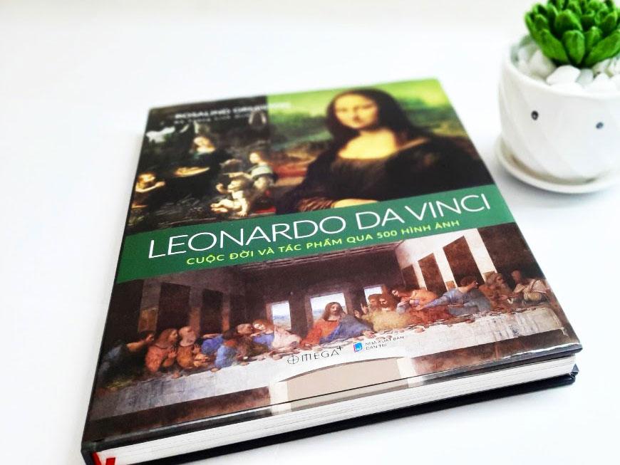 Leonardo da Vinci: Cuộc Đời Và Tác Phẩm Qua 500 Hình Ảnh - 2